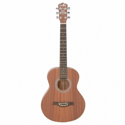 Chord CSC35 Compact Sapele Acoustic Guitar